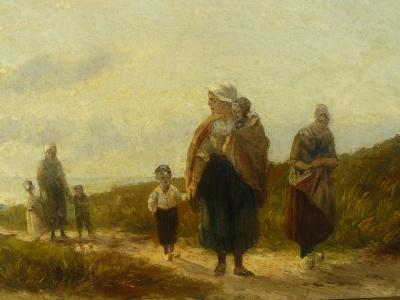 A.J.van Prooijen, 1834-1898