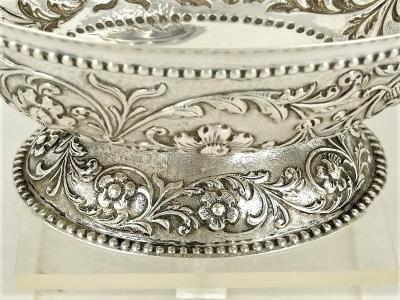 Zilveren Brandewijnkom, Sneek, Pieter v.d.Woude, 1910