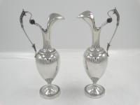 2 zilveren Karaffen [ Gereserveerd]