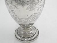 Deense zilveren kan, Amphoor, 1896 [ Gereserveerd ]