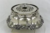 Zilveren komfoor, 1845