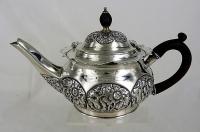 Zilveren theepot, Engeland 1892